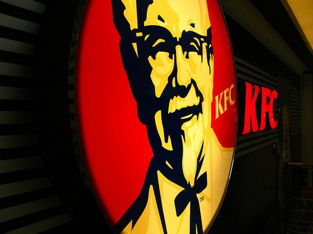 Kentucky Fried Chicken Gluten Free Menu