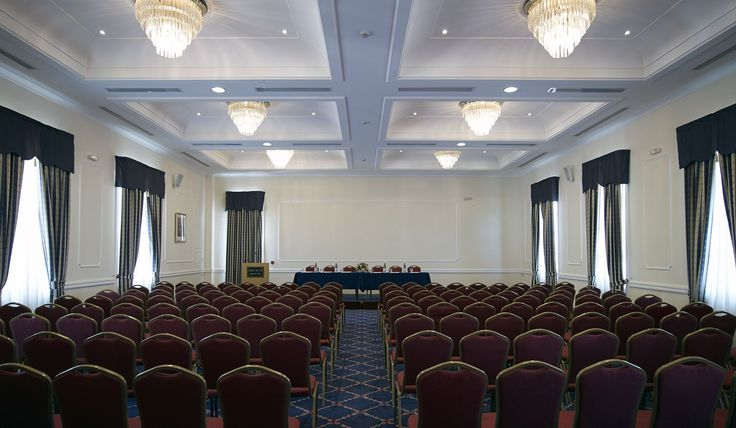 At #ThermaeSylla you'll find the ideal place to host your #conference!