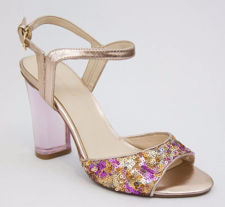Women's Nine West Open Toe Heels with ankle Strap. |$30 or Best Offer on our eBay store!