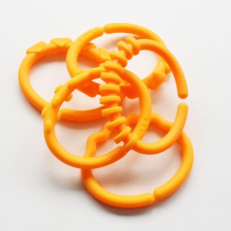Gryzak - Pomarańczowy - PickandCraft