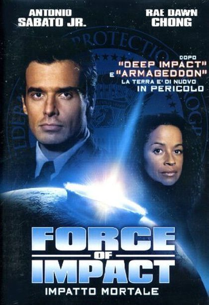 FORCE OF IMPACT *** DVD NEW *** REGION ALL $7.19