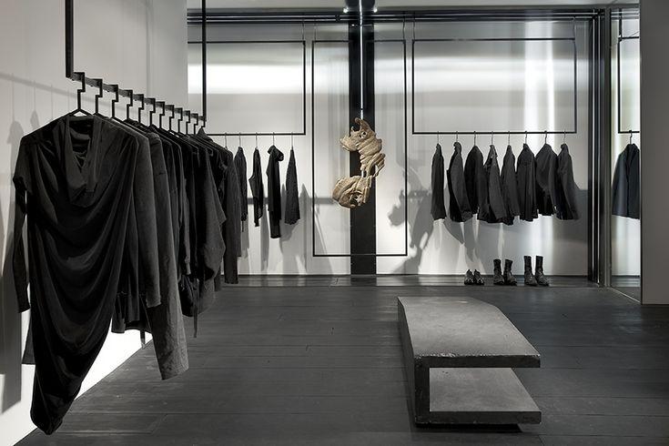 Retail Design // Design by Lukas Machnik