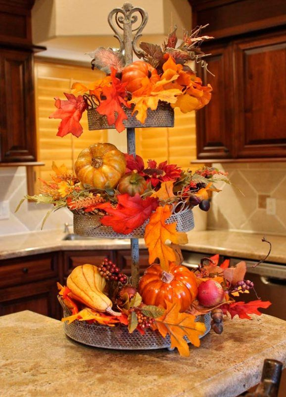 25 Diy Thanksgiving Decorations For Home To Try This Year Fall