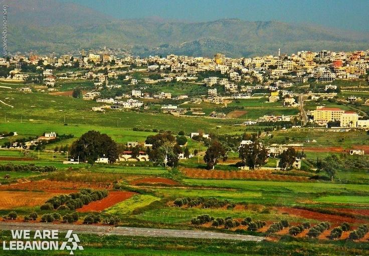 Good morning form Al Khiyam, South Lebanon  صباح الخير من الخيام، جنوب لبنان  Photo by Hasan Abdallah