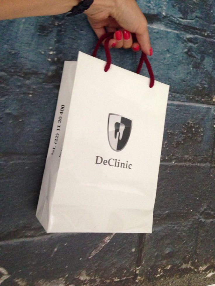 Zakupy w DeClinic! #szczotka #pasta #zakupy #DeClinic #produkty #stomatologia #dentysta #warszawa #klinika #bernardynska #mokotow #wilanow #sadyba http://www.declinic.pl/o-klinice/
