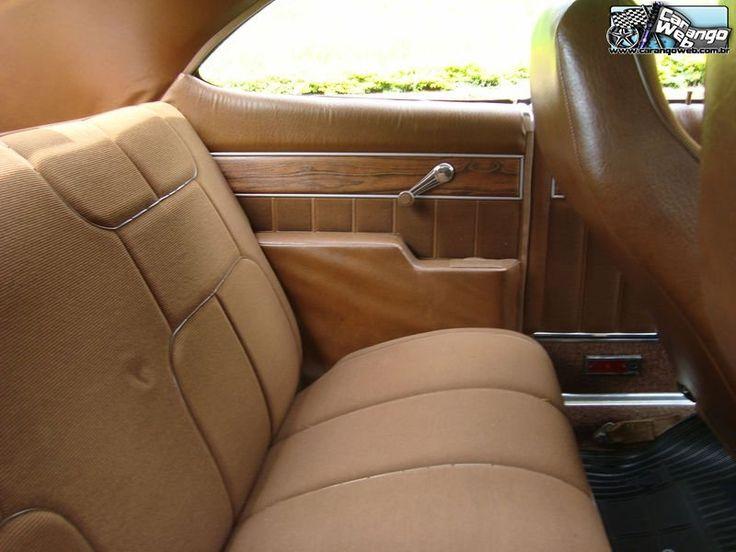 Opala Comodoro 78 Custom + Aspirado e nas Rodas Weld ProStar