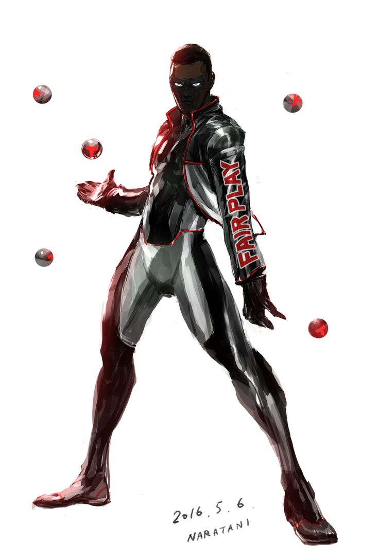 Mister Terrific by naratani