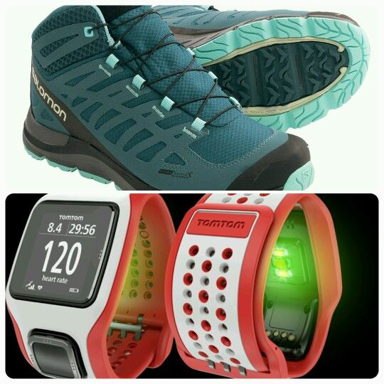 All I want for my birthday!  #Salomon Hiking boots + #TomTom watch with a heart rate monitor #4September #Virgo #LastYearOfMyTwenties #MmagoBasimane #Loverher ♡