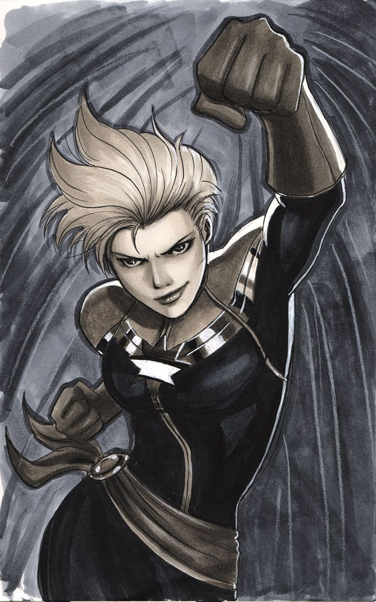Captain Marvel by Protokitty.deviantart.com on @deviantART