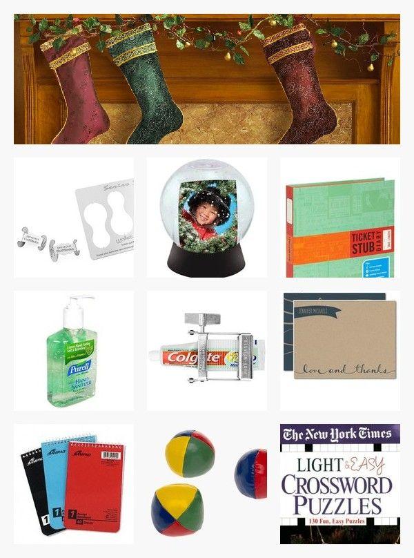 80 best Stocking stuffers images on Pinterest | Weihnachtsgeschenke ...