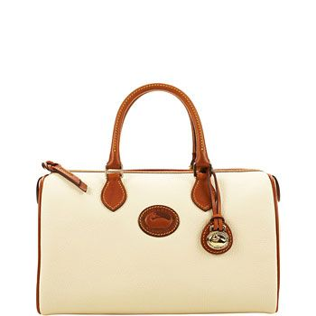 All Weather Leather Satchel Classic