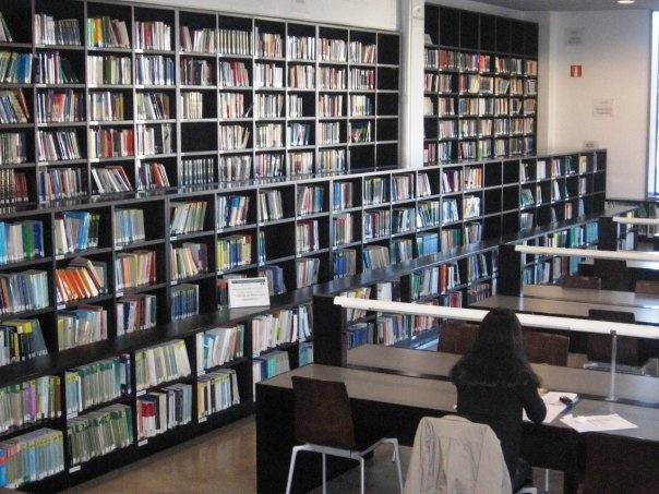 Biblioteca da Facultade de Economía da Universidade da Coruña. Fondo bibliográfico.