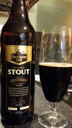 Watch the video beer review for Franciscan Well Jameson Whisky Cask Stout Here…