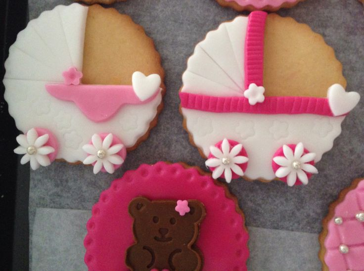 Carriages cookies 2