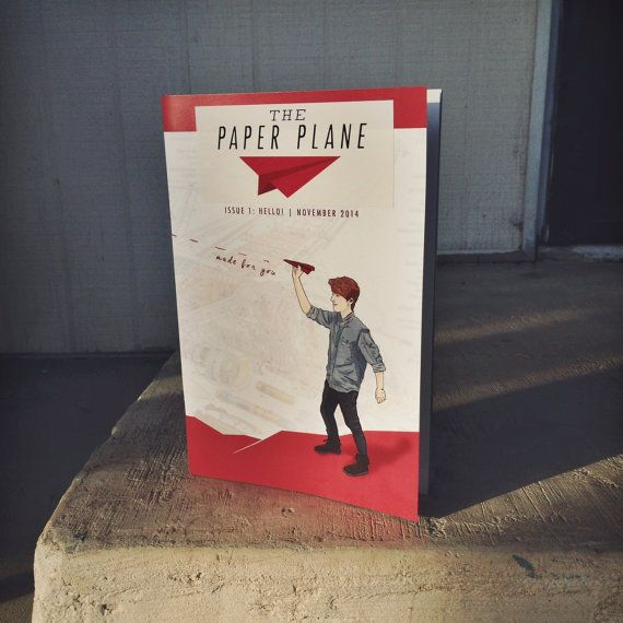 The Paper Plane Issue 1