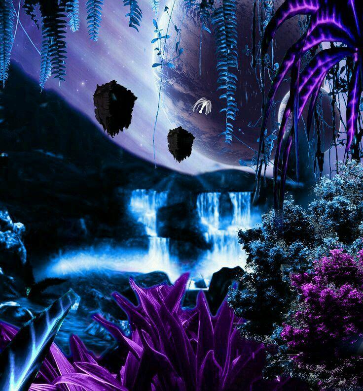 Avatar Pandora Landscape: Épinglé Par Nicole Klopper Sur My Personal Drawing Ideas