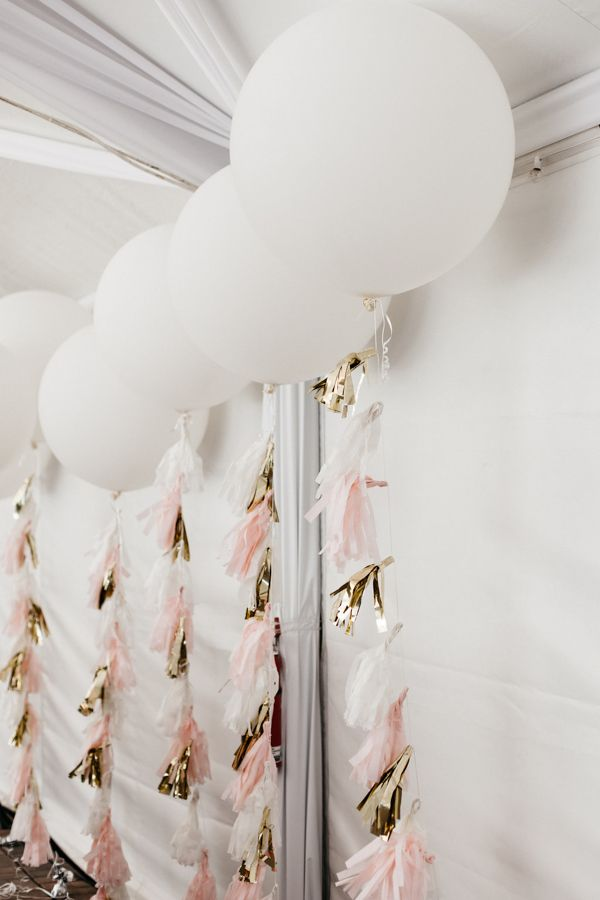 Formal Chic Outdoor Wedding Photo Booth Backdrop Photo