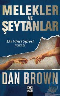 Dan Brown ' Melekler ve Seytanlar ' ePub ebook PDF ekitap indir   e-Babil Kütüphanesi