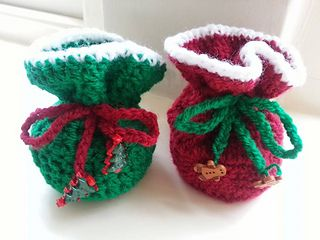 Christmas Coin/Gift Pouch