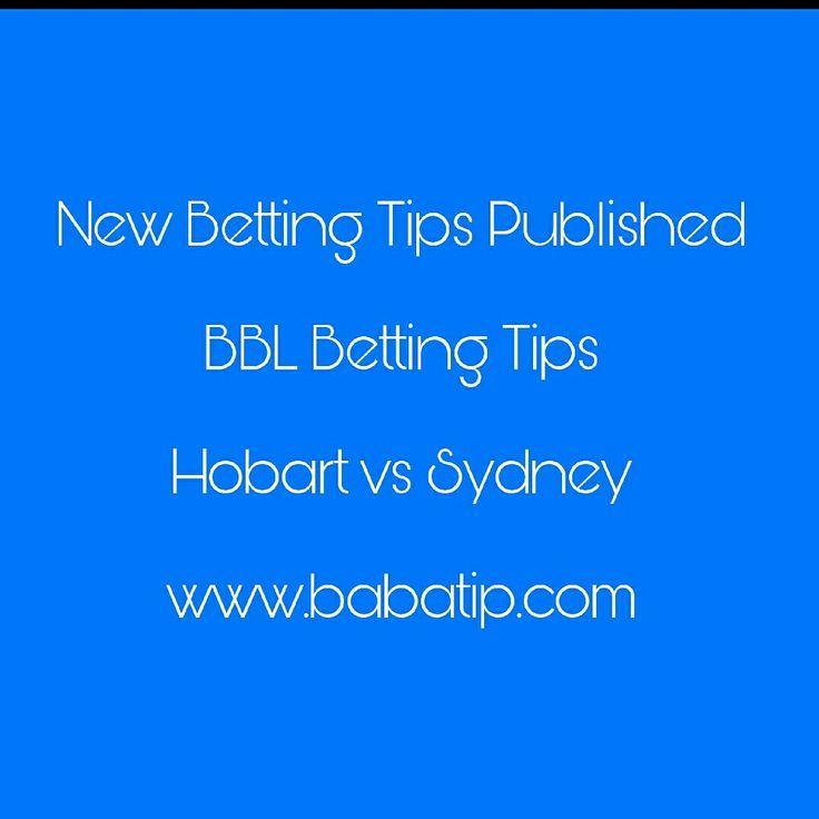 Get Free Cricket Betting Tips of T20 BigBash 2017-18 League www.babatip.com  #cricket #betting #tips #t20 #cricketbettingtips #t20bettingtips #onlinecricketbettingtips #bigbash #big #bash #bigbashbettingtips #bigbashbetting #bigbashcricketbettingtips