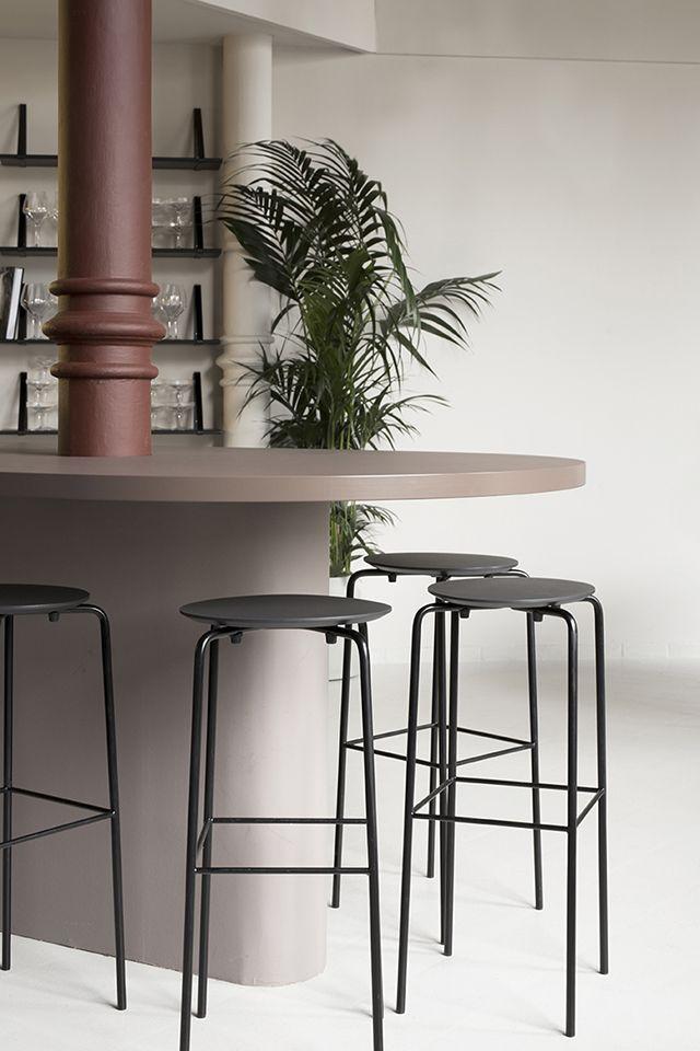 A new Copenhagen Restaurant designed by ferm LIVING