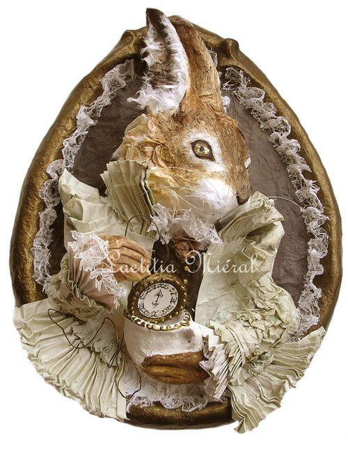 Le Lièvre de mars/ The March Hare