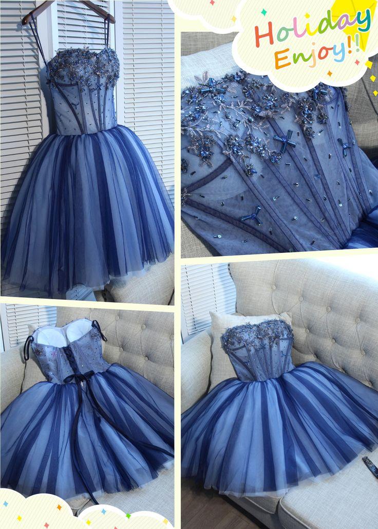 CHARMING HOMECOMING DRESSES,SHORT/MINI PROM DRESS PARTY DRESS JUNIORS HOMECOMING DRESSES