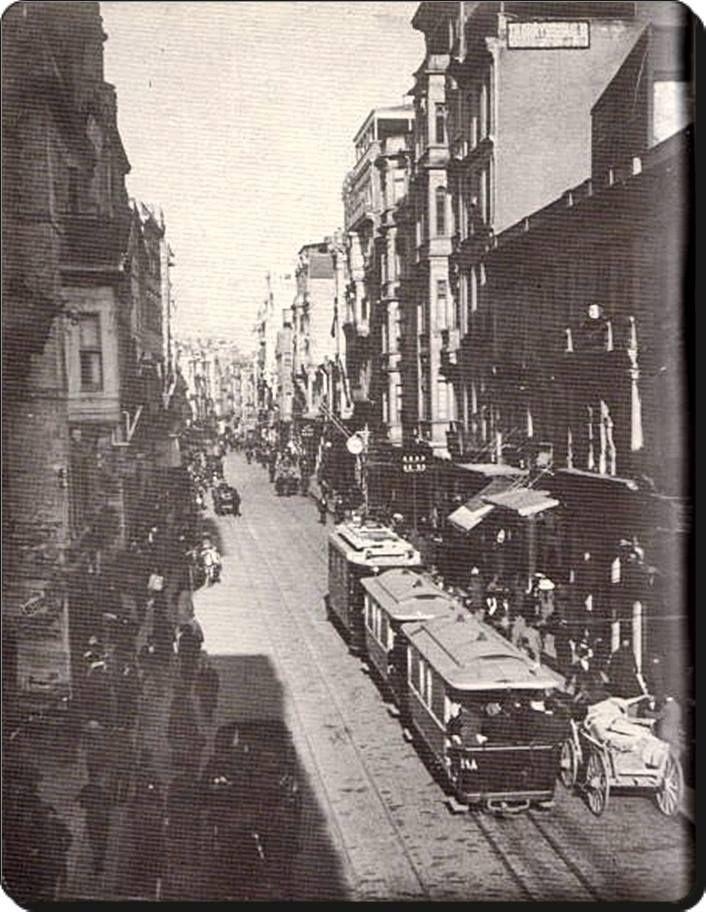 Beyoğlu - 1920 ler