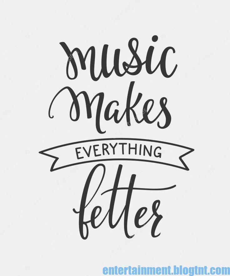 Musik Citat Mit Bildern Musik Bekannte Kunstler Musik Live