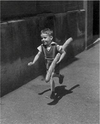 Willy Ronis - Le petit Parisien