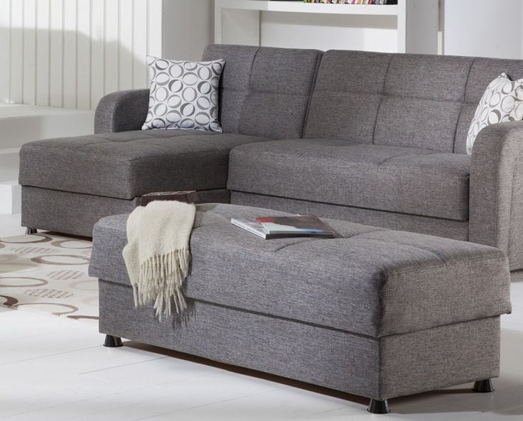 Small Scale Sleeper Sectional