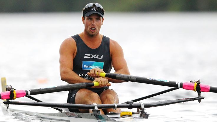 Robbie Manson, Olympic rower for New Zealand, comes out publicly as gay, talks about the struggles in the closet and coming out to friends before the 2012 Olympics.