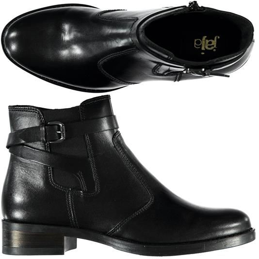 Stivali con elastico laterale Jaja - € 58,00 scontate del 14% le paghi solo € 49,90 | Nico.it - #scarpe #shoes #musthaves #fallmusthaves #fashion #ootd