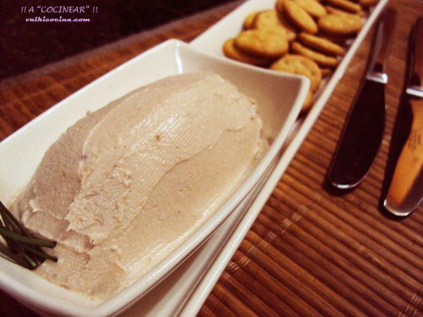 Receta Paté de anchoas y atun, para Acocinear - Petitchef