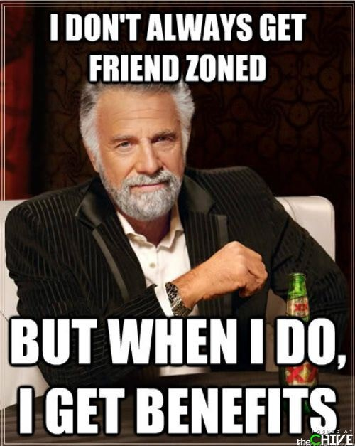 Welcome back to the friend zone (23 Photos) : theCHIVE