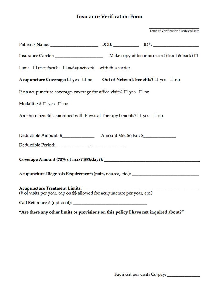 Acupuncture intake form template new customizable forms