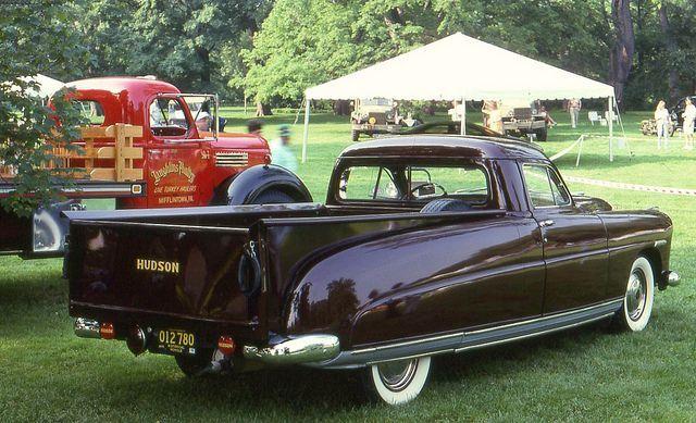 1948 Hudson pickup ( prototype )
