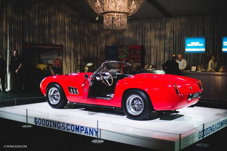What Does The Collector Car Market Look Like After Amelia Island? - Petrolicious