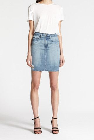 NOBODY CULT DENIM SKIRT | Eldorado