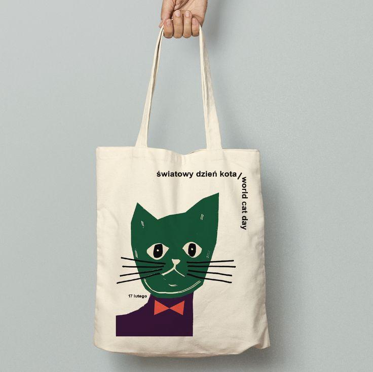 Torba ekologiczna - Światowy dzień kota