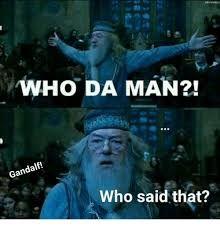 Image result for gandalf memes