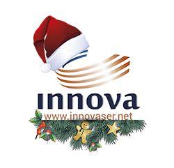 Logo Navideño Innova