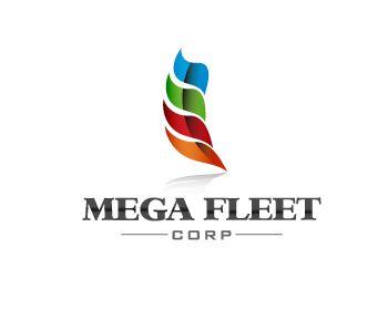 Mega Fleet Corp at https://www.LogoArena.com - logo by Fontana