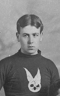 """William McKenzie """"Billy"""" Barlow was a member of the first Stanley Cup-winning team in 1893"""