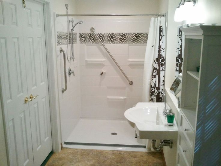 gorgeous bathroom remodel by elegant bathrooms and total access of new england - Total Bathroom Remodel