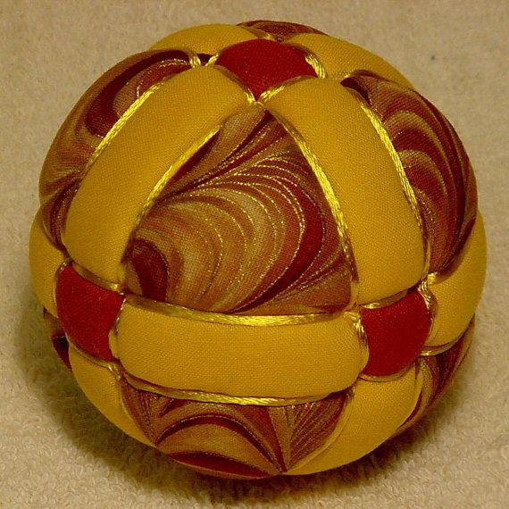 Kimekomi Ball Golden Walkway by DottiesTemaris on Etsy, $18.50