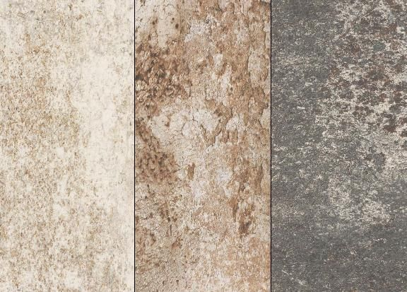 Grand Canyon series exterior porcelain. 9x9, 9x18 and base board pieces available.