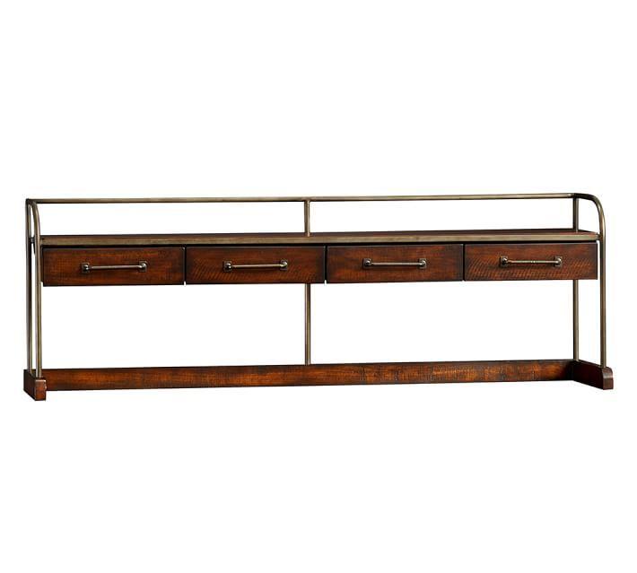 Benchwright Desk Hutch
