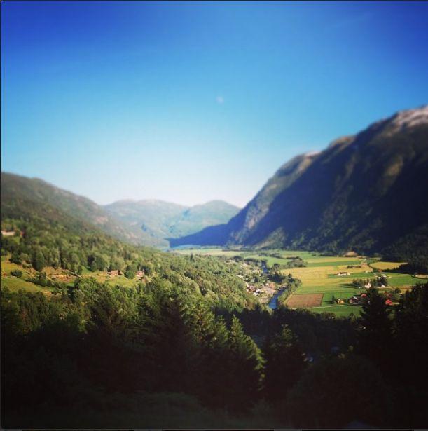 Flatdal in Telemark