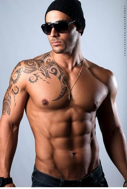 New Trend; Tattoo Models Men's Shoulder – Sleeve 2017